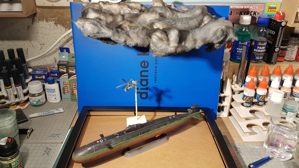 [Montage GB] SSN Victor III (Projet 671RTMK) - 1/350 - Page 3 20200467