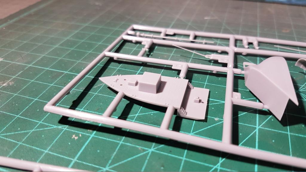 [Montage GB fini] DKM U-Boat Type IX-C - 1/700 20200556