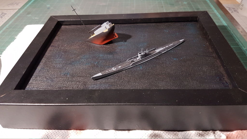 [Montage GB fini] DKM U-Boat Type IX-C - 1/700 20200562
