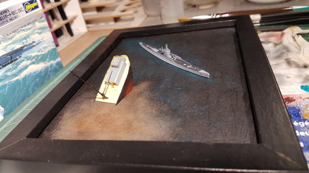 [Montage GB fini] DKM U-Boat Type IX-C - 1/700 20200564