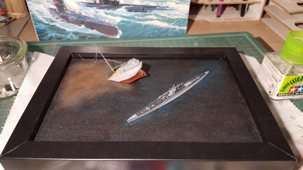 [Montage GB fini] DKM U-Boat Type IX-C - 1/700 20200565