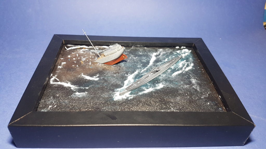 [Montage GB fini] DKM U-Boat Type IX-C - 1/700 20200567