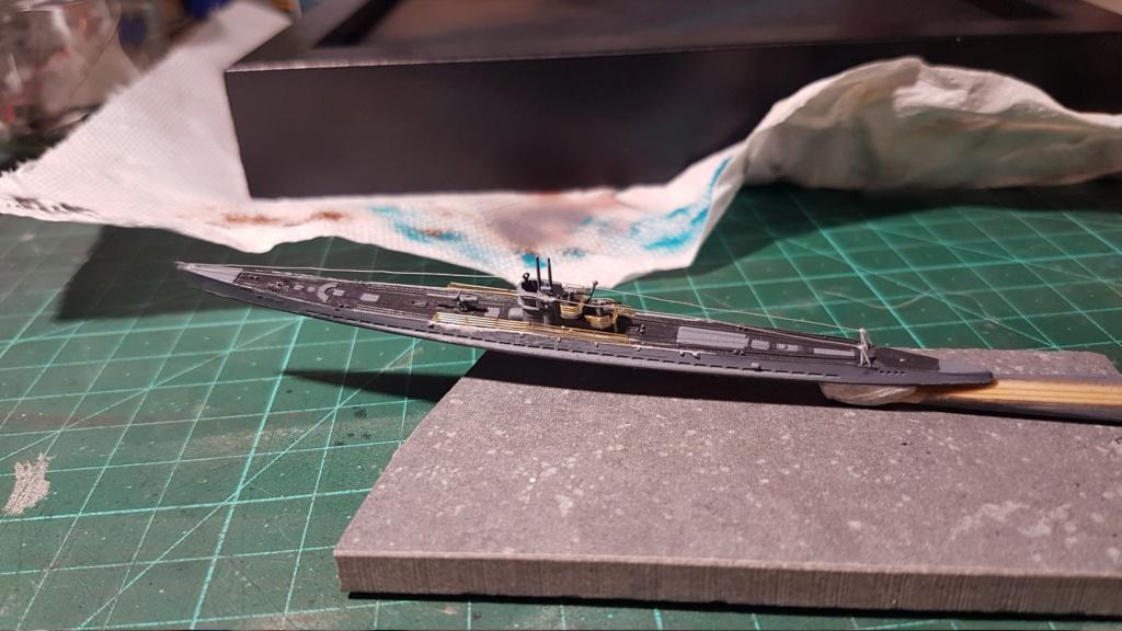 [Montage GB fini] DKM U-Boat Type IX-C - 1/700 20200570