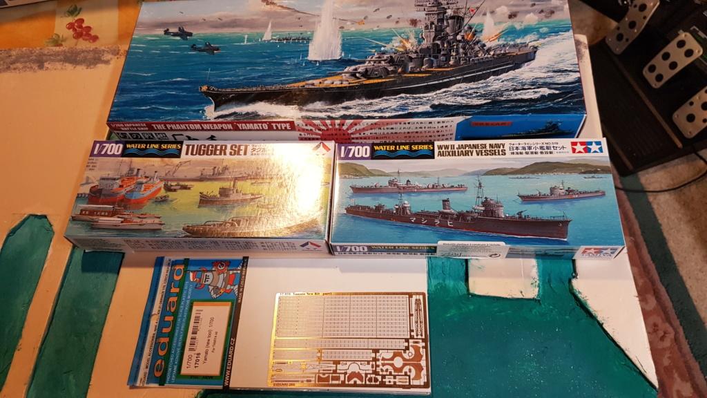 [Montage] Port/arsenal de Kure WWII - 1/700 - Page 2 20200620