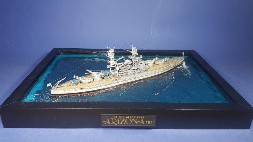 [Terminé] USS Arizona BB-39 -1/700 20200641