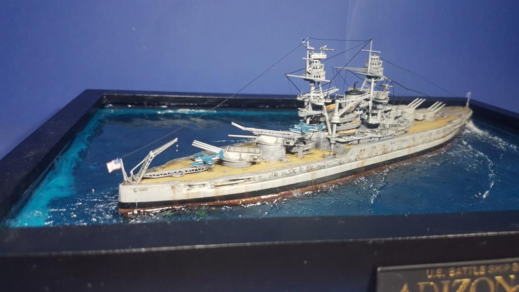 [Terminé] USS Arizona BB-39 -1/700 20200642