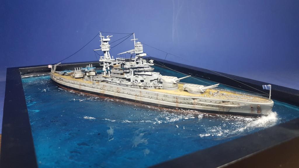 [Terminé] USS Arizona BB-39 -1/700 20200644