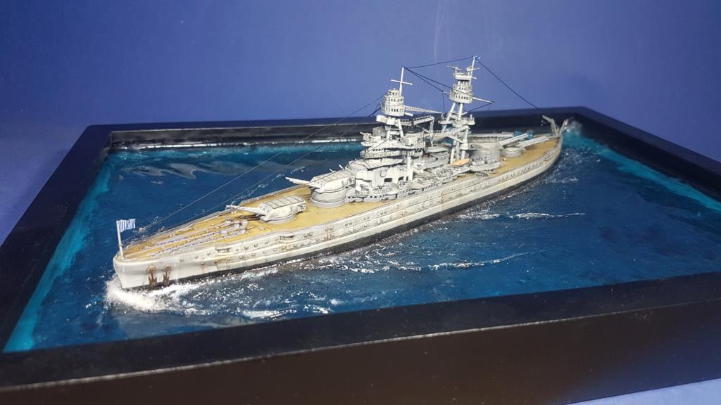 [Terminé] USS Arizona BB-39 -1/700 20200645