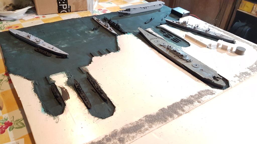 [Montage] Port/arsenal de Kure WWII - 1/700 - Page 4 20200661