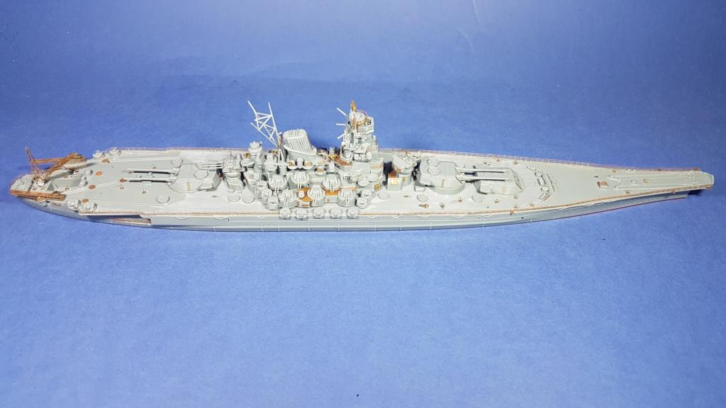[Montage] Port/arsenal de Kure WWII - 1/700 - Page 5 20200679