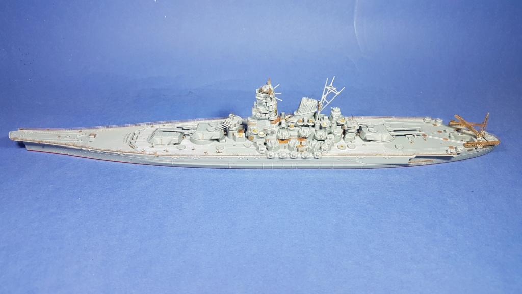 [Montage] Port/arsenal de Kure WWII - 1/700 - Page 5 20200681