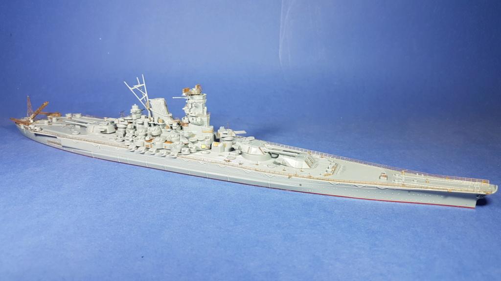 [Montage] Port/arsenal de Kure WWII - 1/700 - Page 5 20200682