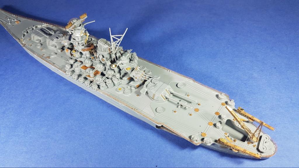 [Montage] Port/arsenal de Kure WWII - 1/700 - Page 5 20200687