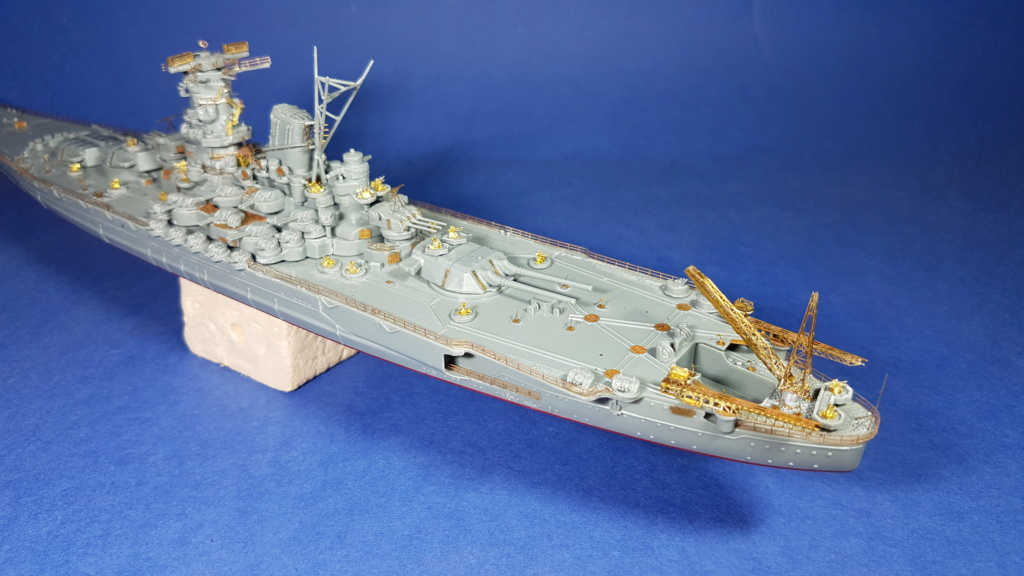 [Montage] Port/arsenal de Kure WWII - 1/700 - Page 5 20200693
