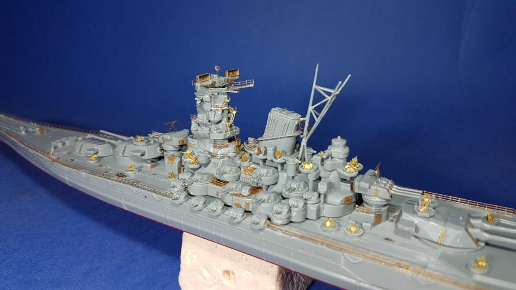 [Montage] Port/arsenal de Kure WWII - 1/700 - Page 5 20200695