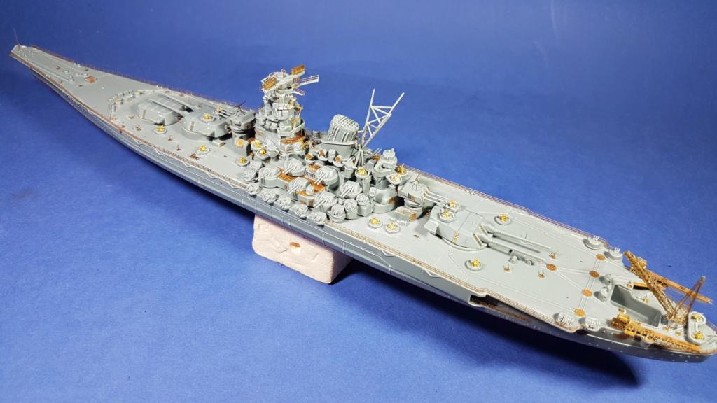 [Montage] Port/arsenal de Kure WWII - 1/700 - Page 5 20200697