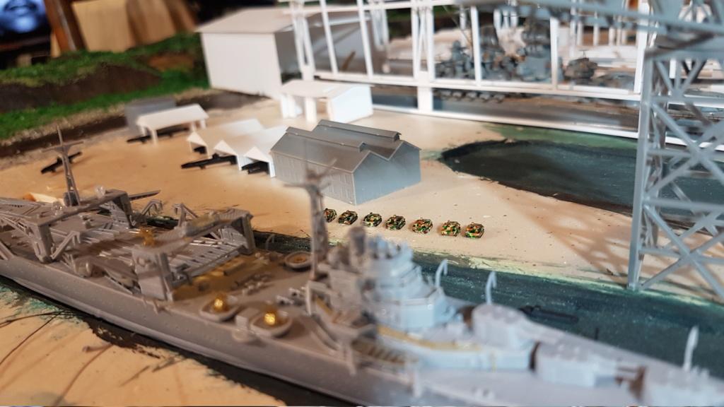 [Montage] Port/arsenal de Kure WWII - 1/700 - Page 5 20200707
