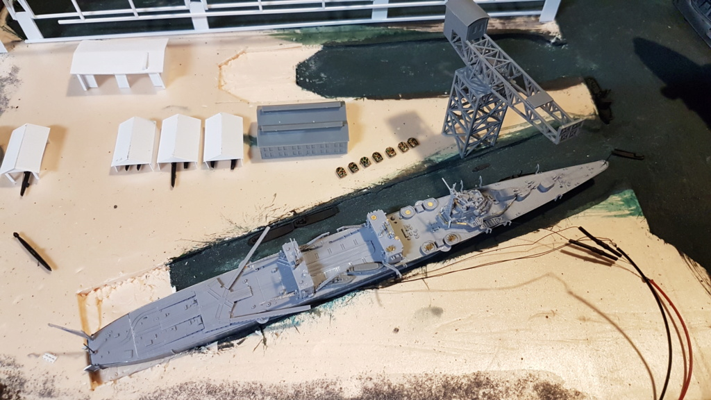 [Montage] Port/arsenal de Kure WWII - 1/700 - Page 5 20200716