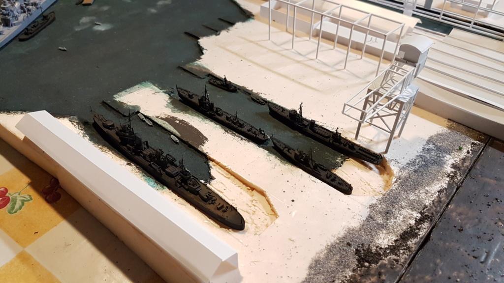 [Montage] Port/arsenal de Kure WWII - 1/700 - Page 5 20200717