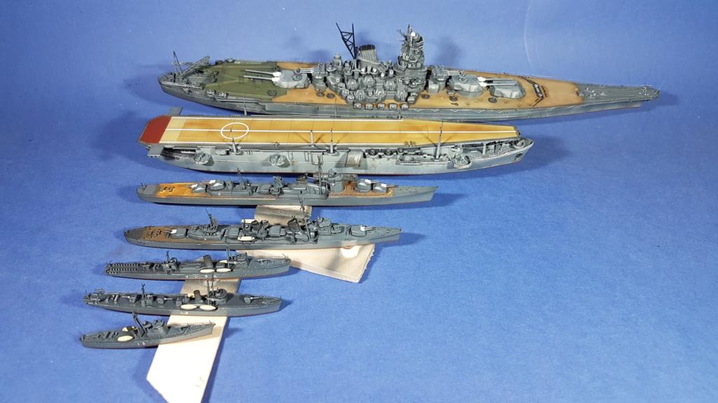 [Montage] Port/arsenal de Kure WWII - 1/700 - Page 5 20200718