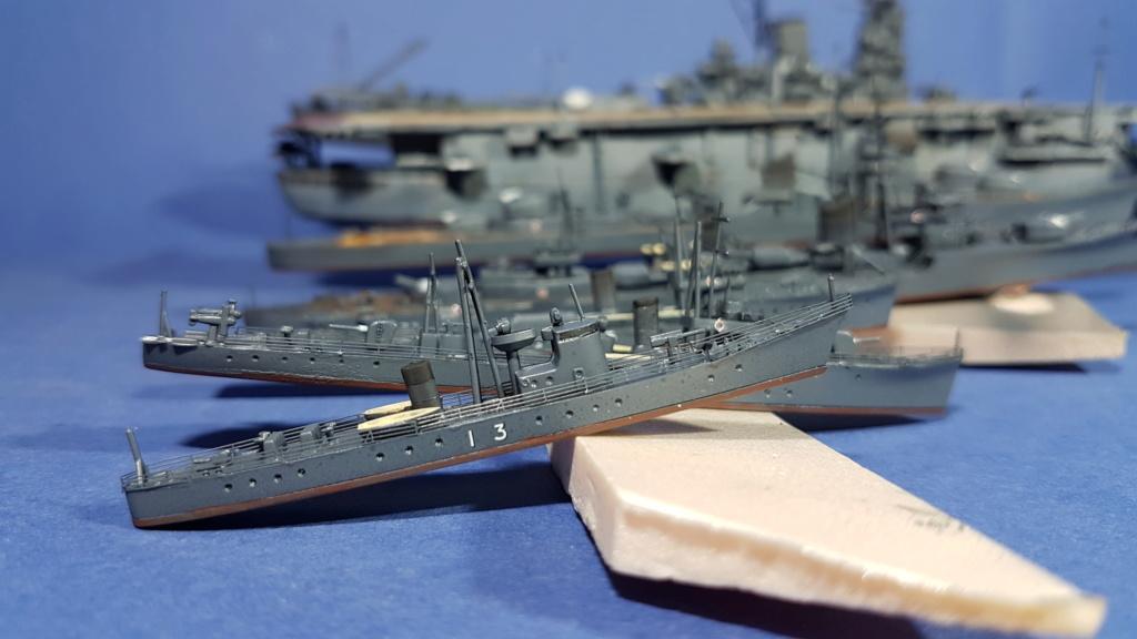 [Montage] Port/arsenal de Kure WWII - 1/700 - Page 5 20200719