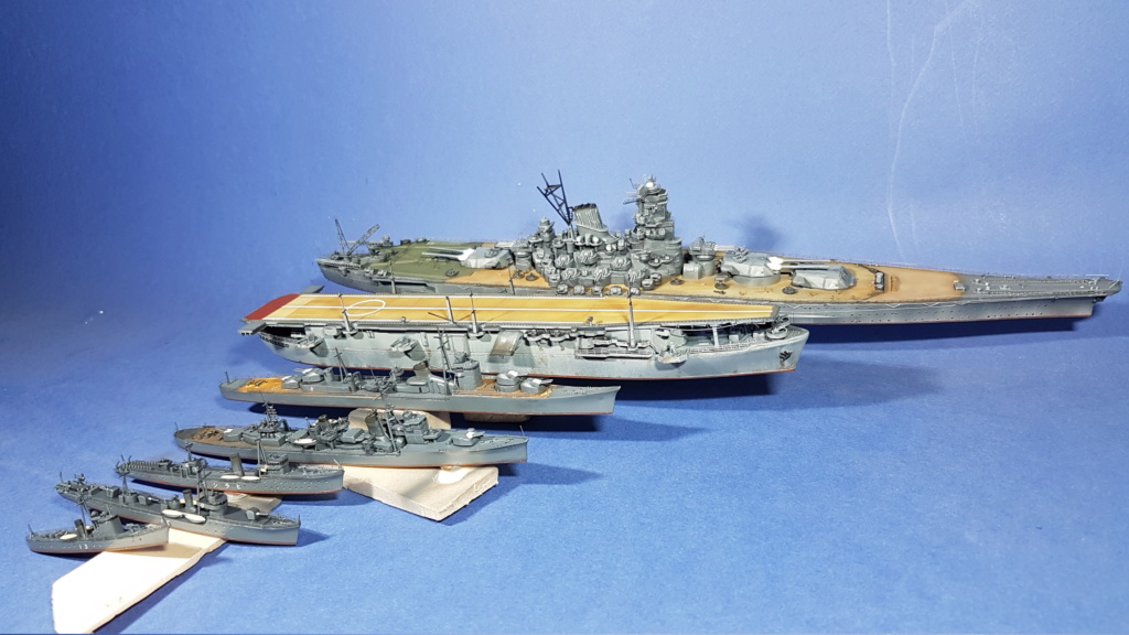 [Montage] Port/arsenal de Kure WWII - 1/700 - Page 5 20200720