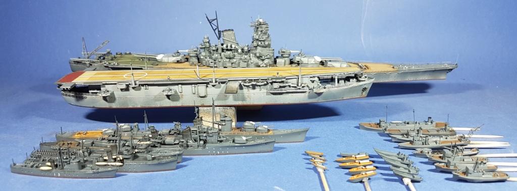 [Montage] Port/arsenal de Kure WWII - 1/700 - Page 5 20200721