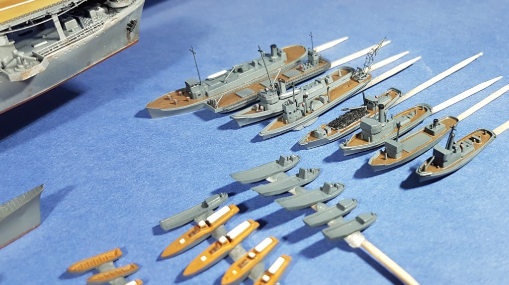 [Montage] Port/arsenal de Kure WWII - 1/700 - Page 5 20200723