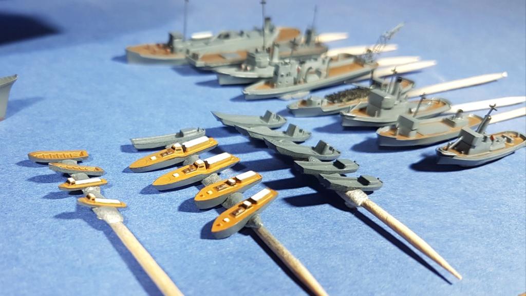 [Montage] Port/arsenal de Kure WWII - 1/700 - Page 5 20200724