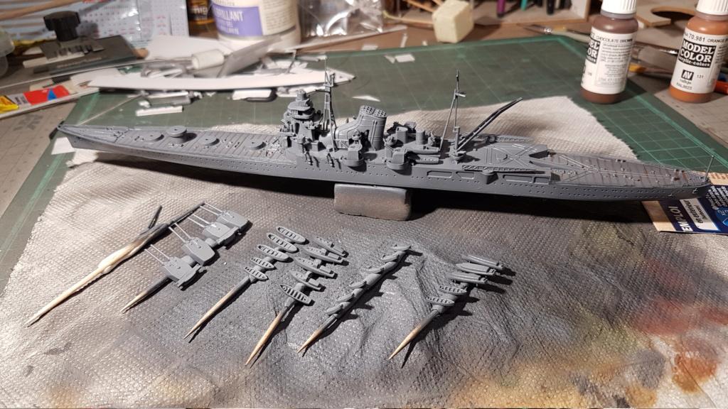 [Montage] Port/arsenal de Kure WWII - 1/700 - Page 5 20200727