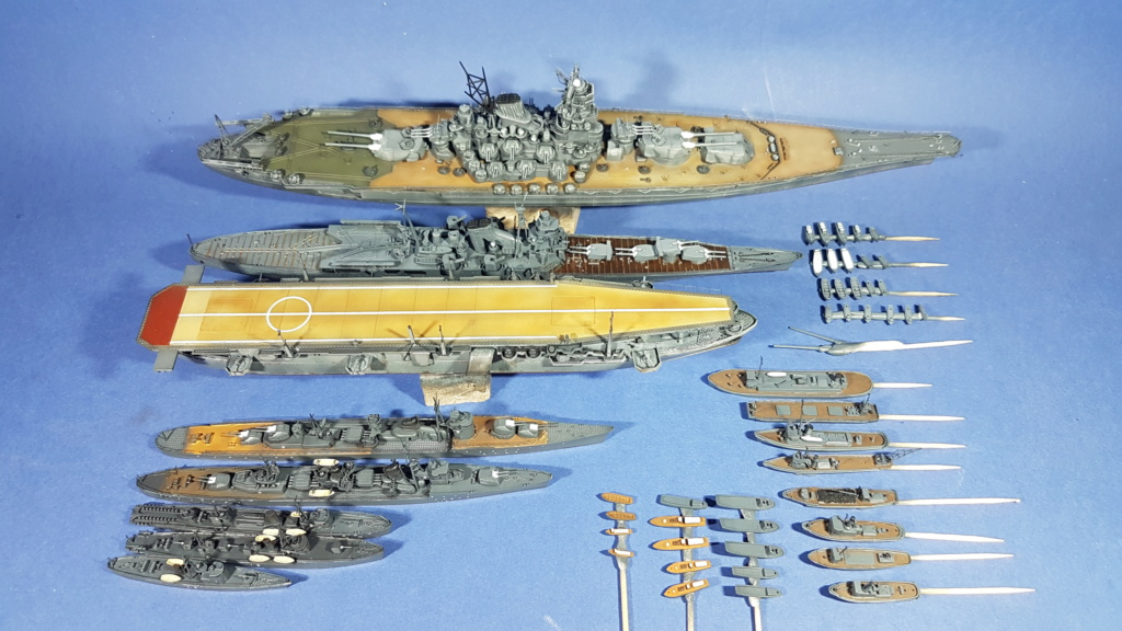 [Montage] Port/arsenal de Kure WWII - 1/700 - Page 5 20200728