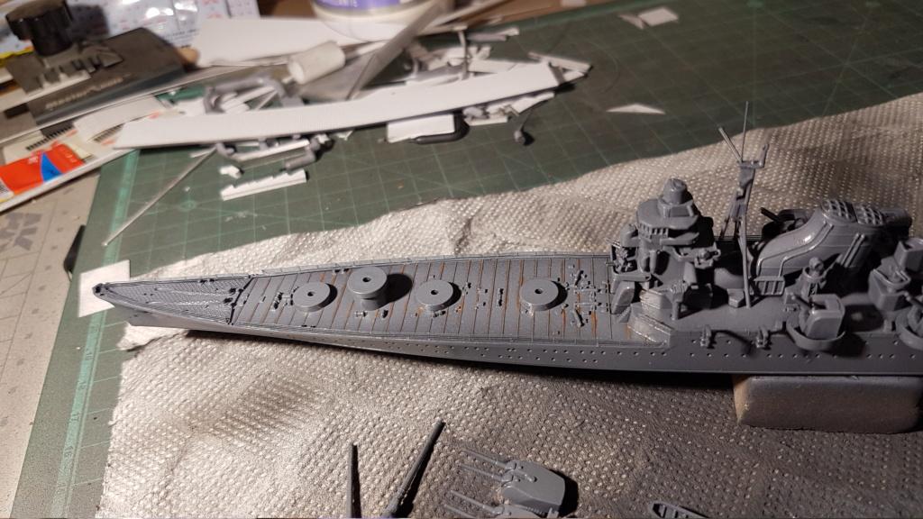 [Montage] Port/arsenal de Kure WWII - 1/700 - Page 5 20200729