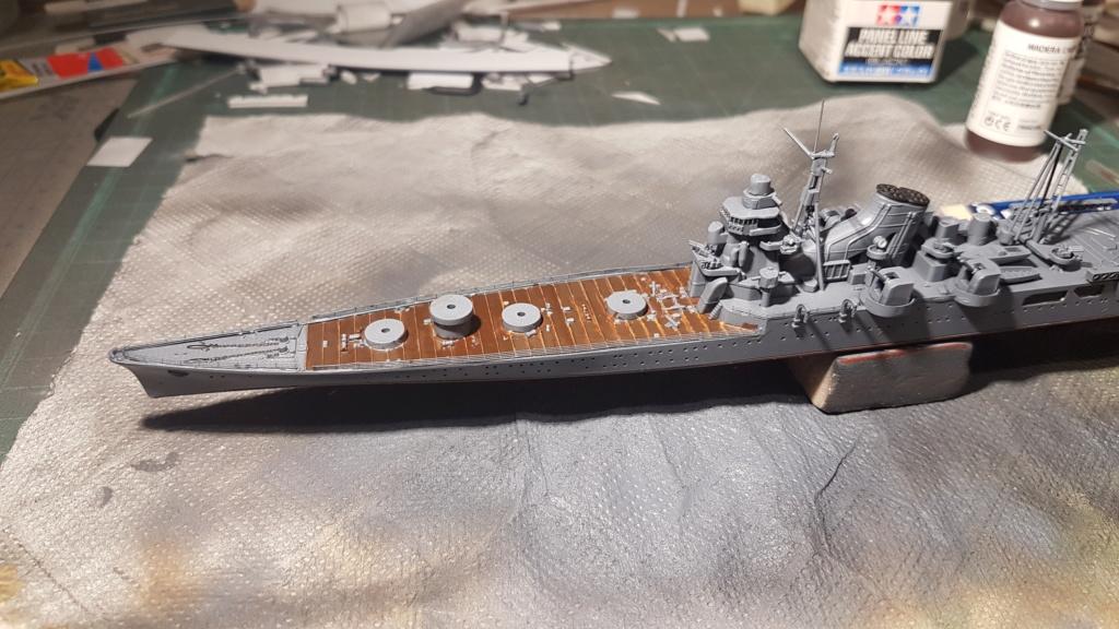 [Montage] Port/arsenal de Kure WWII - 1/700 - Page 5 20200733