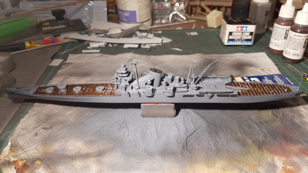 [Montage] Port/arsenal de Kure WWII - 1/700 - Page 5 20200734