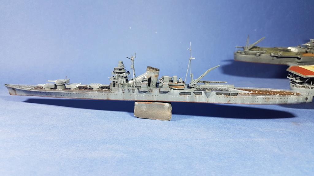 [Montage] Port/arsenal de Kure WWII - 1/700 - Page 6 20200737