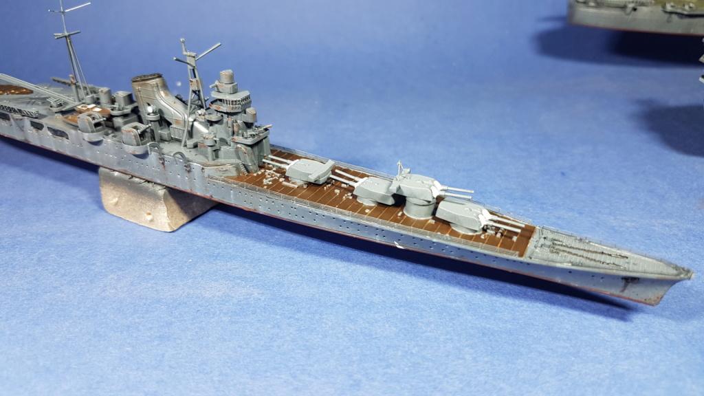[Montage] Port/arsenal de Kure WWII - 1/700 - Page 6 20200739
