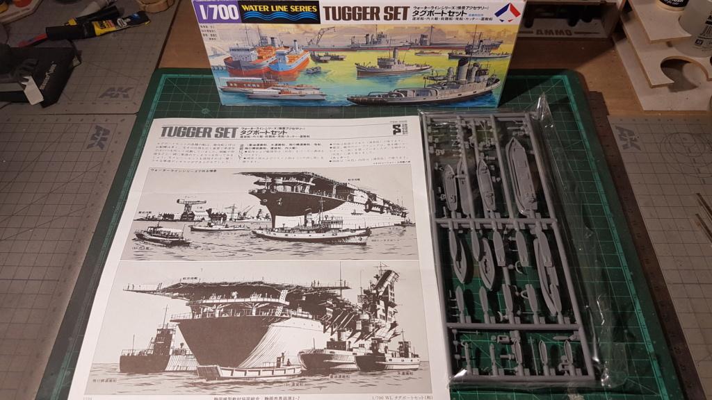 [Montage] Port/arsenal de Kure WWII - 1/700 - Page 6 20200744