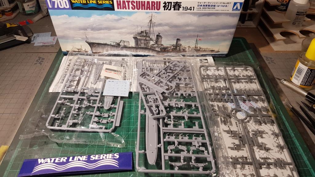 [Montage] Port/arsenal de Kure WWII - 1/700 - Page 6 20200749