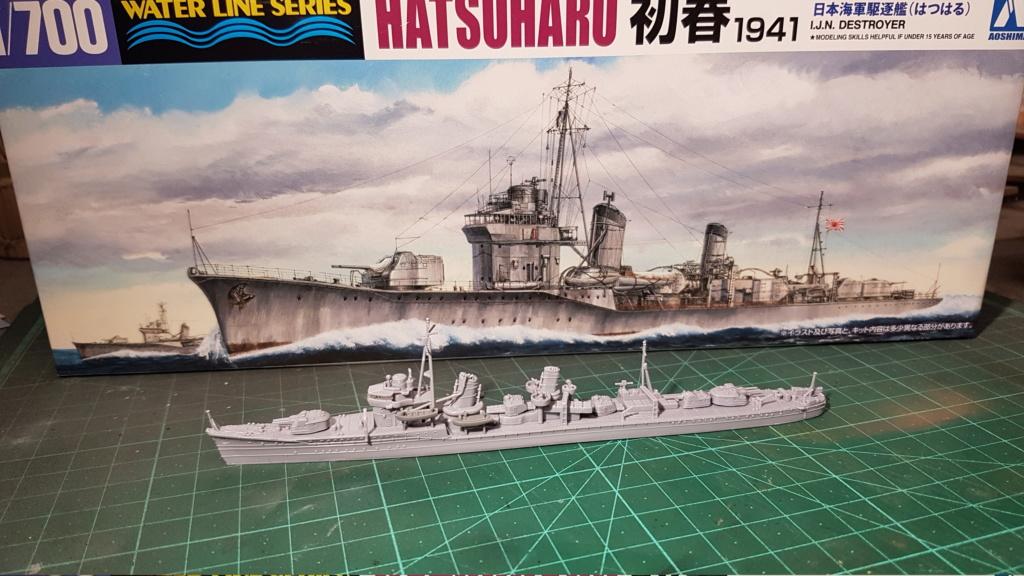 [Montage] Port/arsenal de Kure WWII - 1/700 - Page 6 20200750
