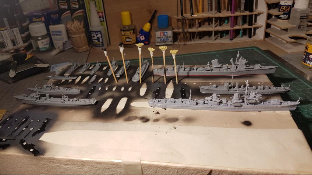 [Montage] Port/arsenal de Kure WWII - 1/700 - Page 6 20200751