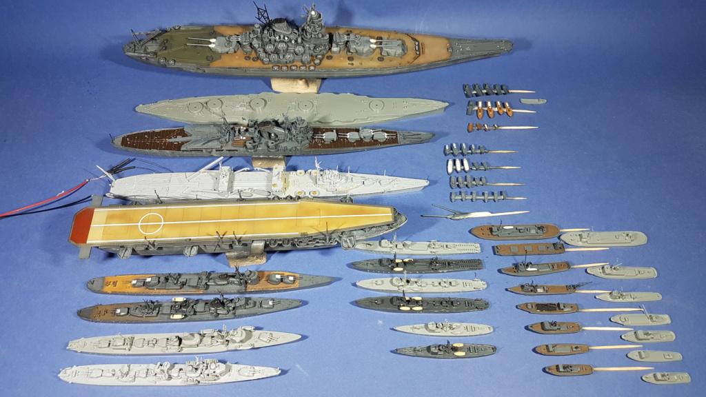 [Montage] Port/arsenal de Kure WWII - 1/700 - Page 6 20200752