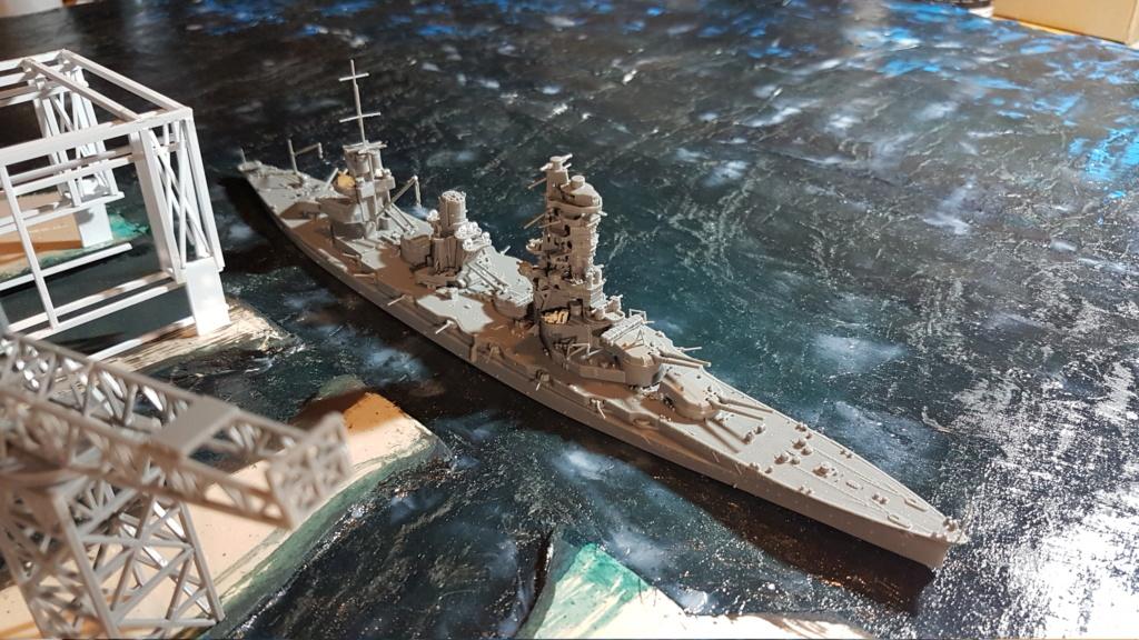 [Montage] Port/arsenal de Kure WWII - 1/700 - Page 6 20200756