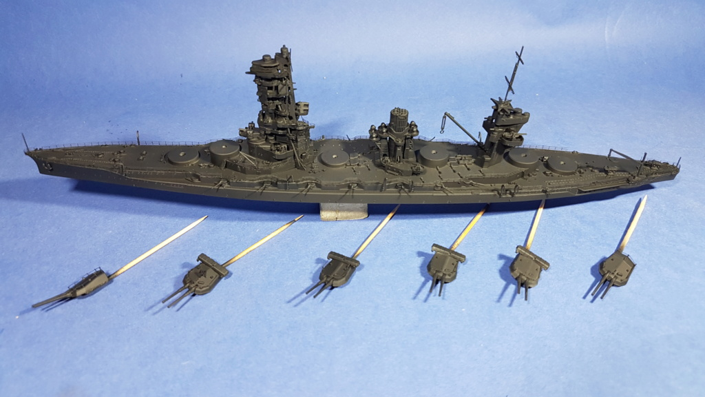 [Montage] Port/arsenal de Kure WWII - 1/700 - Page 6 20200757