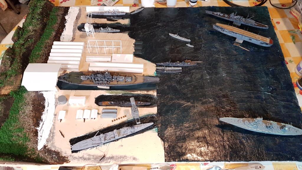 [Montage] Port/arsenal de Kure WWII - 1/700 - Page 6 20200761