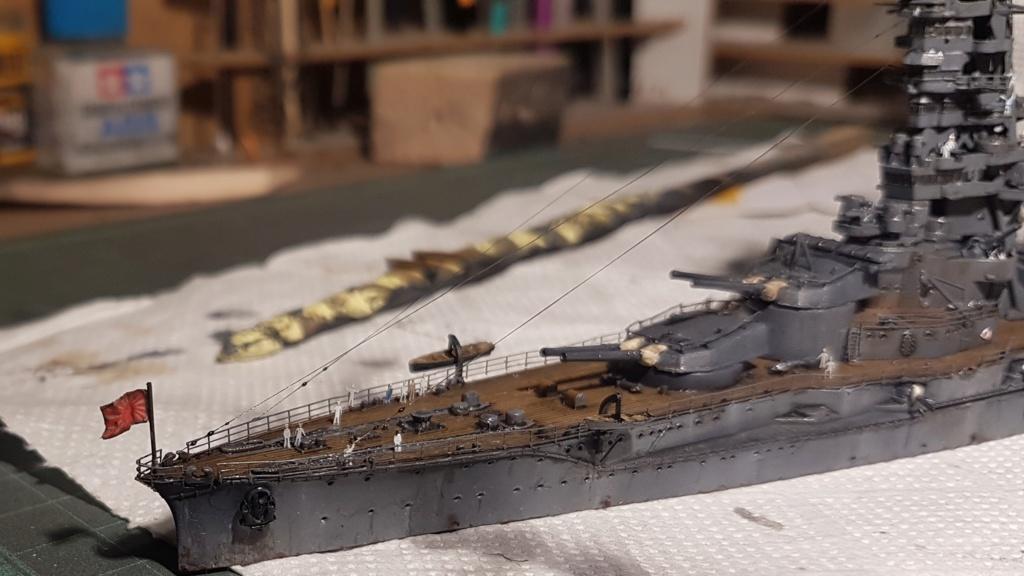 [Montage] Port/arsenal de Kure WWII - 1/700 - Page 8 20200793