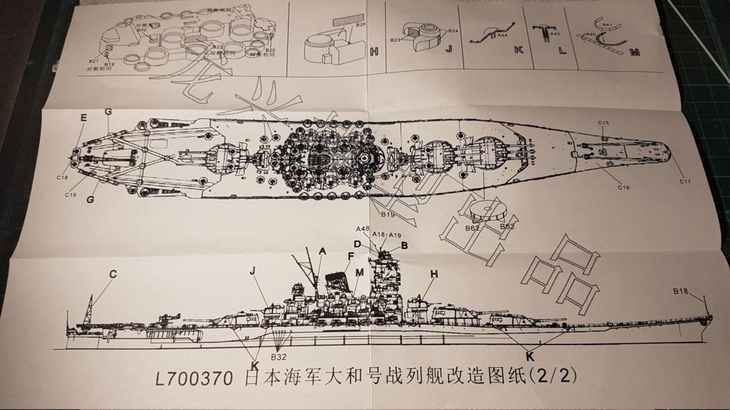 [Montage] Port/arsenal de Kure WWII - 1/700 - Page 8 20200803