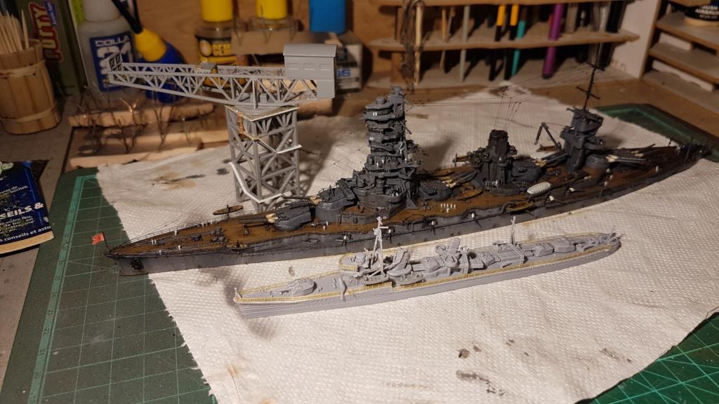 [Montage] Port/arsenal de Kure WWII - 1/700 - Page 8 20200809