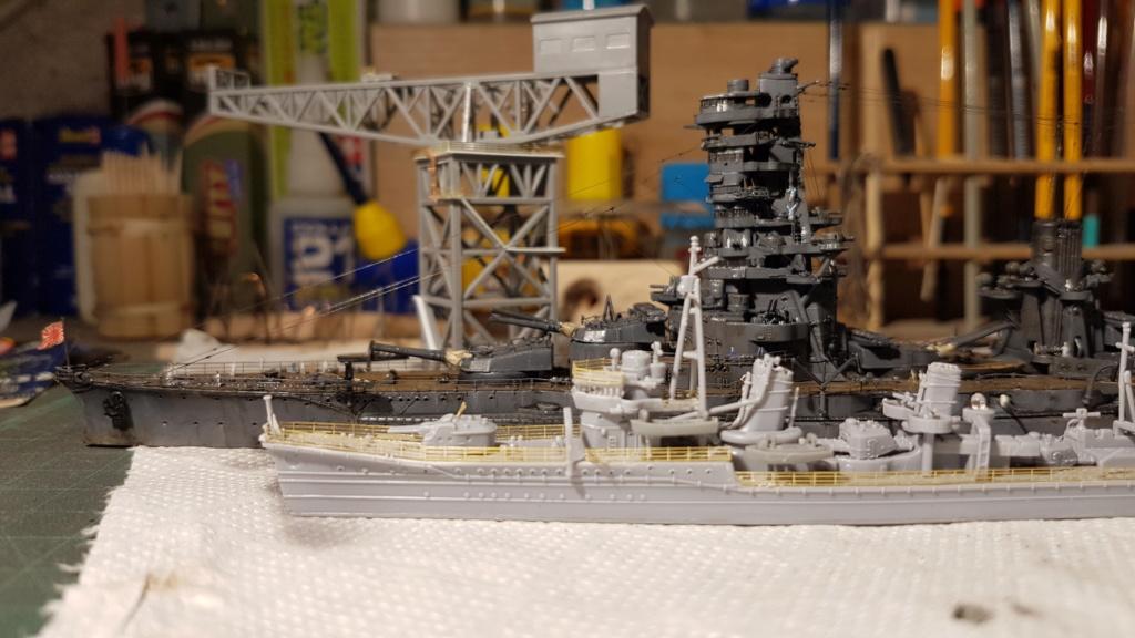 [Montage] Port/arsenal de Kure WWII - 1/700 - Page 8 20200810