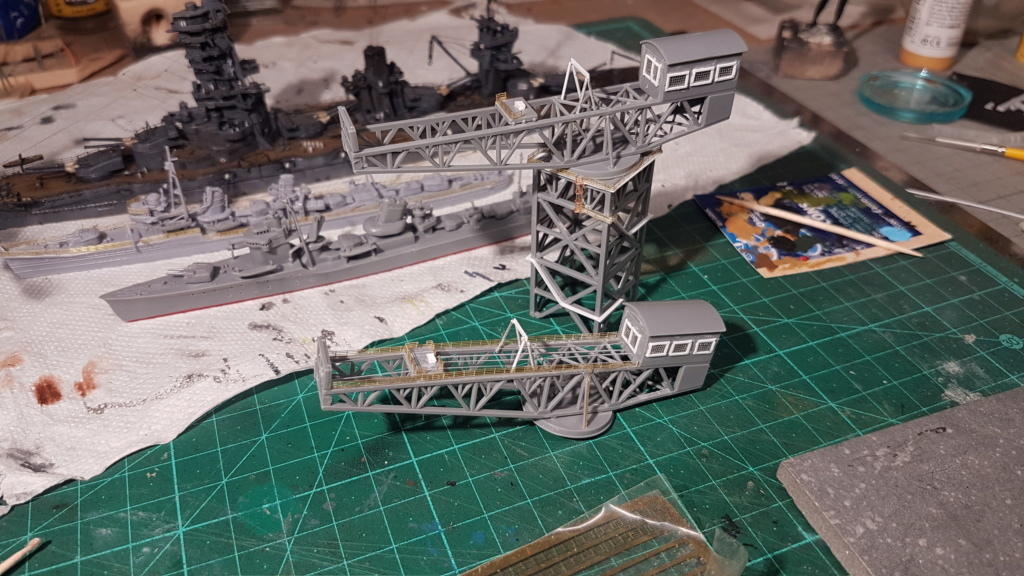 [Montage] Port/arsenal de Kure WWII - 1/700 - Page 8 20200821