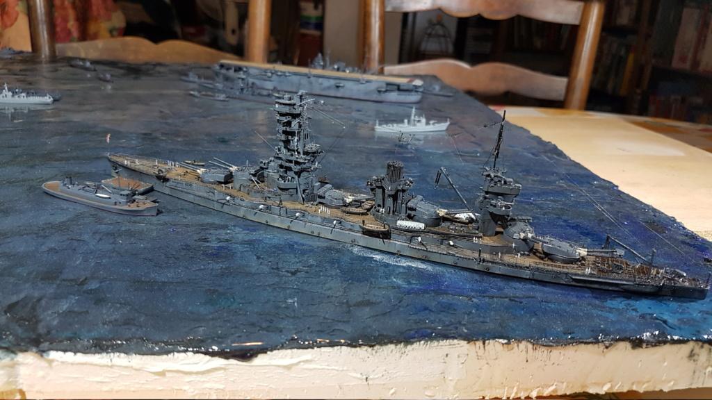 [Montage] Port/arsenal de Kure WWII - 1/700 - Page 10 20200871